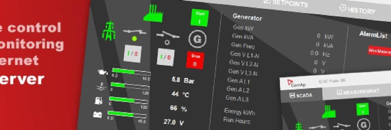 Stromerzeuger, Notstromaggregate, Steuerungen und Notstrom ...